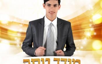 "Meydad Tasa Releases New Single ""Yismach Chatani"""