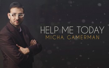 Micha Gamerman – Help Me Today [Lyrical Video]