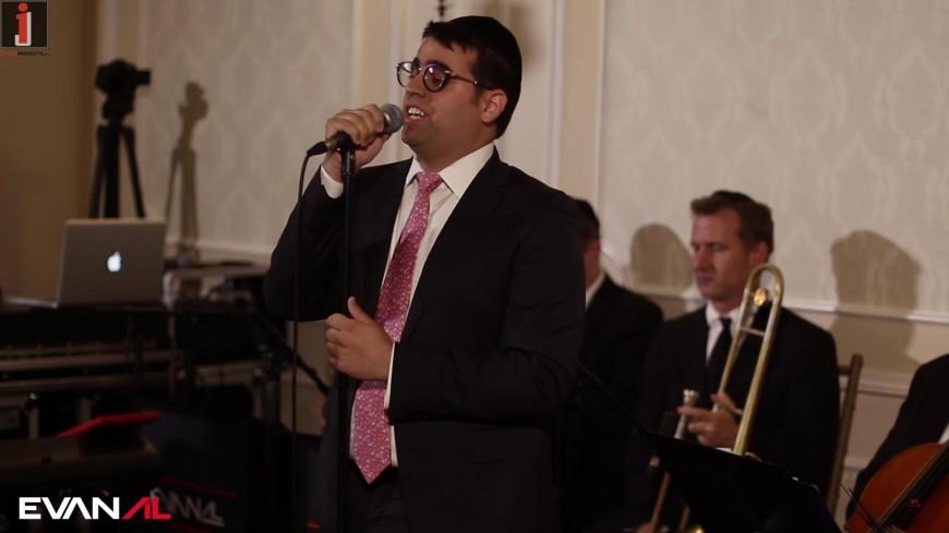 """Uri Davidi – EvanAl & Shira Choir """"The Chupa"""" Chaim Shel Shalom & Mi Adir"""