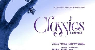 Free Download! Shimmy Engel – Classics – Ballad Set – A Cappella