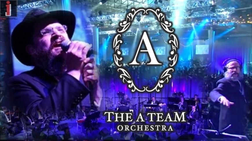 Kinuss Hashluchim 5776/2015 Live Dancing – Benny Friedman – Avremi G – A Team