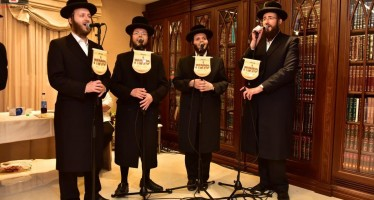 """Yerushalayim Titen Kolah"" Malchus Choir & Zanvil With A Vocals Song For Yerusholayim"
