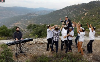"Yishai Ben Tzvi With A New Single/Video ""Hashem Echad"""