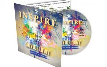 Dovid Lowy 2- Inspire [Audio Sampler]