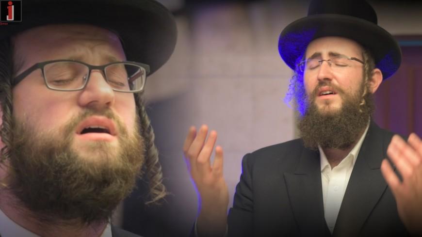 Baruch Vizel & Malchus Choir – Lishmoa El Harina