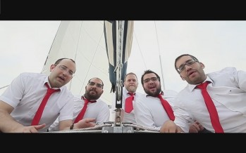 "The Metarim Choir With A Vocal Rendition ""Yigdal Elokim Chai"" [Official Music Video]"
