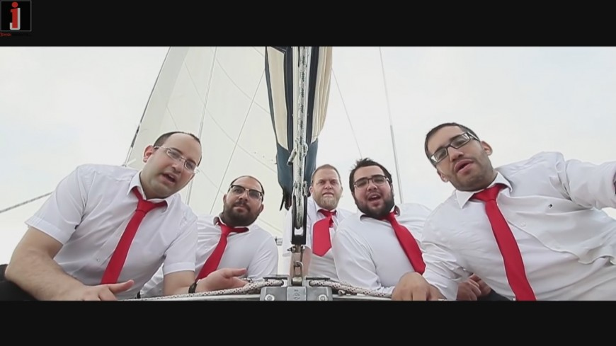 "The Metarim Choir With A Vocal Rendition ""Yigdal Elokim Chai"" [Official Music Video]"