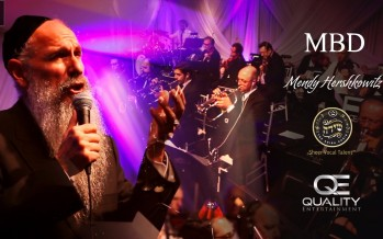 Mendy H. feat. MBD & Shira – B'ein Meilitz Yoisher