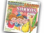 The Kunda Family & Shimmy Shtauber Present: Boruch Learns About Sukkos