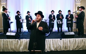 Unesanneh Tokef – Shira Choir Ft. Levy Falkowitz