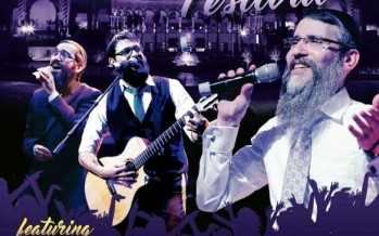 Chanukah Festival with Avraham Fried and 8th Day at Gulfstream