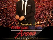Chanukah at American Airlines Arena – YONI Z IN CONCERT