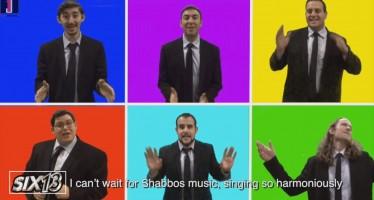 Six13 – That Shabbos Feeling!