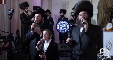 V'Hinei: Ft. Freilach, Shloime & Yanky Daskal, Shira