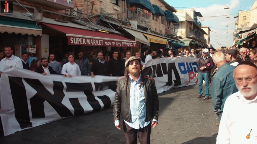 Meilech Kohn – Yoimum Shuk Machne Yehuda [Official Music Video]