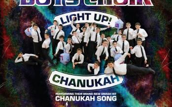 NYBC Annual Chanukah Concert!