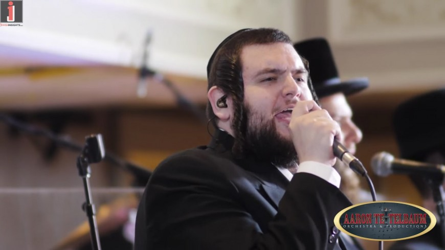 Shmueli Ungar & Yedidim Choir – An Aaron Teitelbaum Production