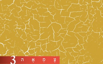 "Amir Benayoun With A New Single Off ""Tzamah 3″ – Becha Hashem Chasisi"