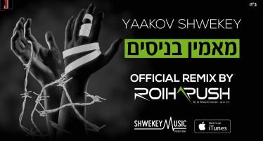 Shwekey: Maamin Benisim – Official Remix