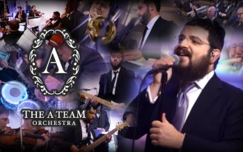 The A Team Orchestra: Briderlach Medley – Benny Friedman & Meshorerim Choir