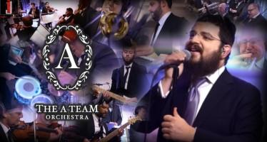 The A Team Orchestra: Briderlach Medley – Benny Friedman & Meshorerim Choir