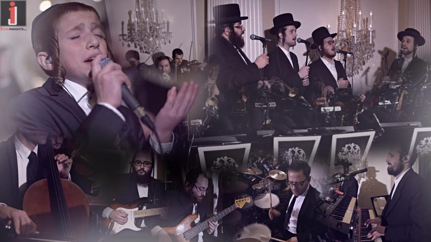 Neshoma – Freilach Band ft. Avrum Chaim Green, Shira Choir