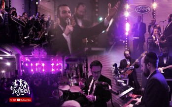 Freilach Band on a high! – Second Dance Medley ft. Beri Weber & Yedidim Choir