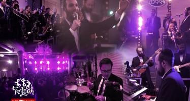 Freilach Band on a high! – Second Dance Medley ft. Beri Weber & Yedidim Choir
