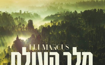 "New Song From Eli Marcus ""Melech Haolam"""