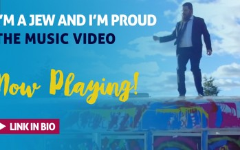 Benny – Ivri Anochi – I'm a Jew and I'm Proud – The Music Video