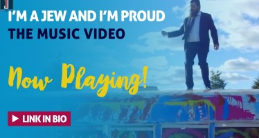 Benny – Ivri Anochi – I'm a Jew and I'm Proud – The Music Video