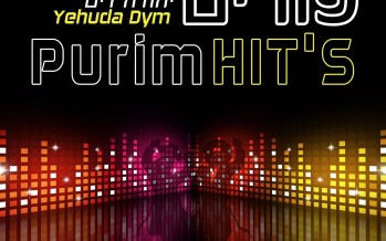 Yehuda Dym – Purim Hits [Audio Preview]