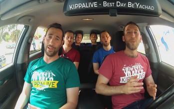 Kippalive – Best Day Be'Yachad