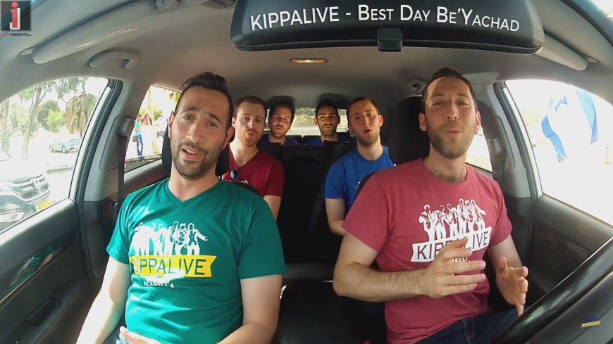 Kippalive – Best Day Be'Yachad