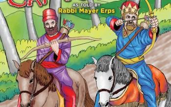 Rabbi Mayer Erps – Captured!