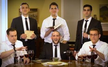 The Maccabeats – Mah Nishtanah – Passover