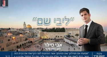 Avi Miller – Libi Sham – Jerusalem Liberation Day