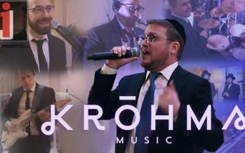 Baruch Levine + Meshorerim Live @KROHMA Music!