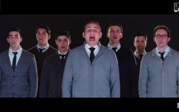 """Jew in the City Presents """"The Sound of Silence"""" feat The Maccabeats"""