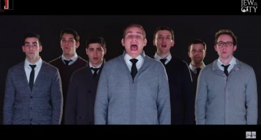 "Jew in the City Presents ""The Sound of Silence"" feat The Maccabeats"