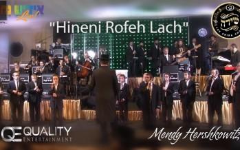 Hineni Rofeh Lach – Yiddish Nachas Live, Shira, Mendy Hershkowitz