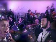 Freilach Band Chuppah Series – Achas & Mi Bon (Mona) – Moti Ilowitz, Avrum Chaim Green & Shira Choir