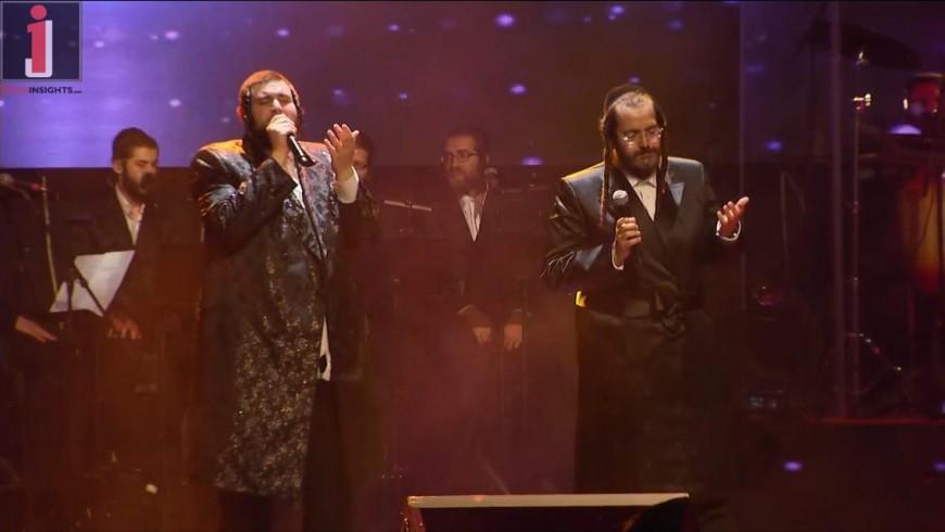 Shmueli Ungar Live! Asher Bachar Banu – Ft. Sruly Adler