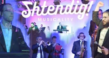 Chaim Israel – Melech Haolam (Shtendig Remix Ft. Shea Berko)