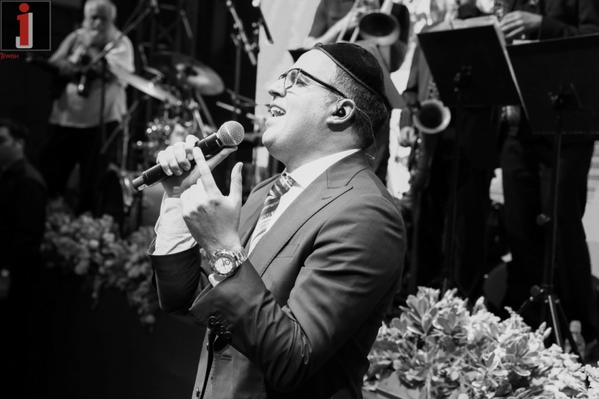 Yaakov Shwekey   Live in Jerusalem 2017   Promo