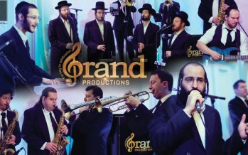 Grand Productions ft. Akiva Gelb & Zemiros Choir
