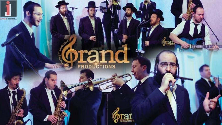 Grand Productions ft. Akiva Gelb & Zemiros Choir