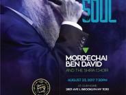 SING WITH SOUL MORDECHAI BEN DAVID & THE SHIRA CHOIR