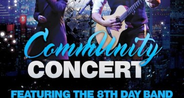 Community Concert Featuring 8TH DAY BAND