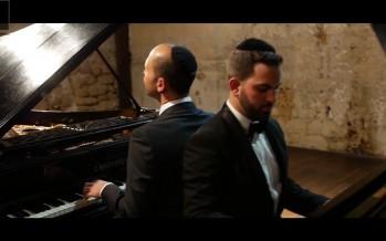Birkat Houppa – Nati Dorai & Moshe Melki [Music Video]